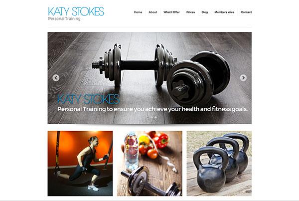 Katy Stokes Personal Training
