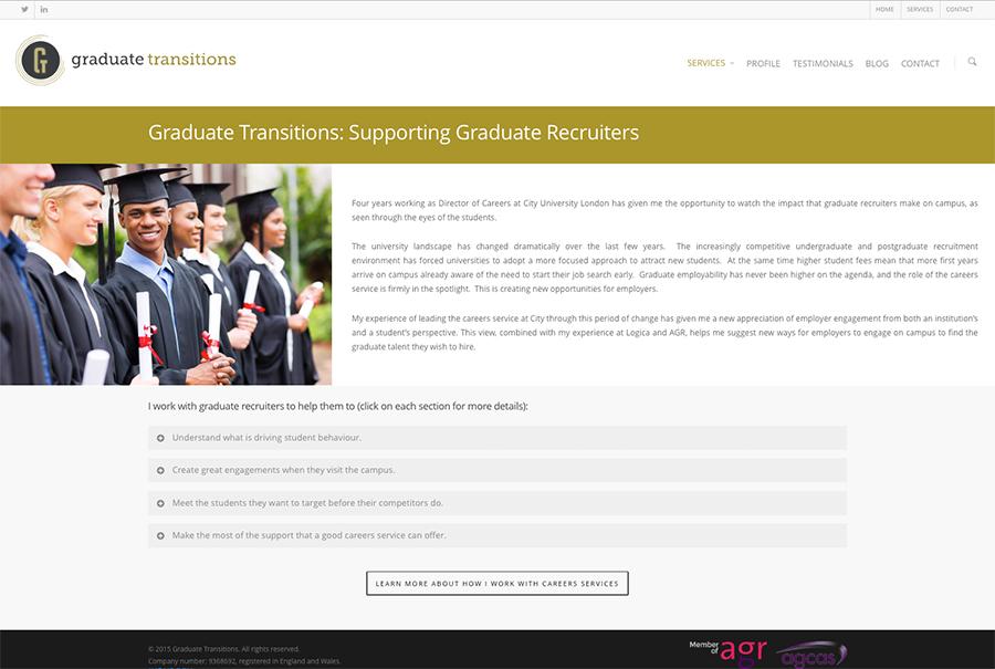 Graduate Transitions