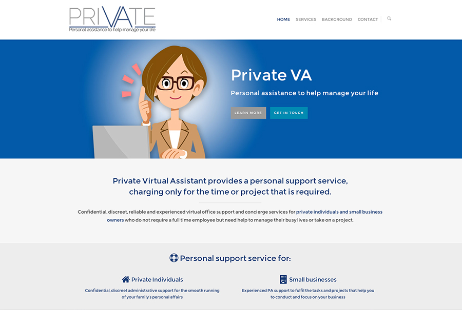 Private Virtual Assistant